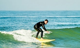 Private Surf Lessons with Professional Instructor in Agadir, Morocco