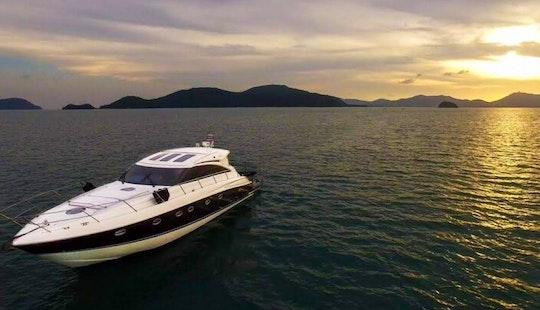 Charter V56' Motor Yacht In Phuket, Thailand