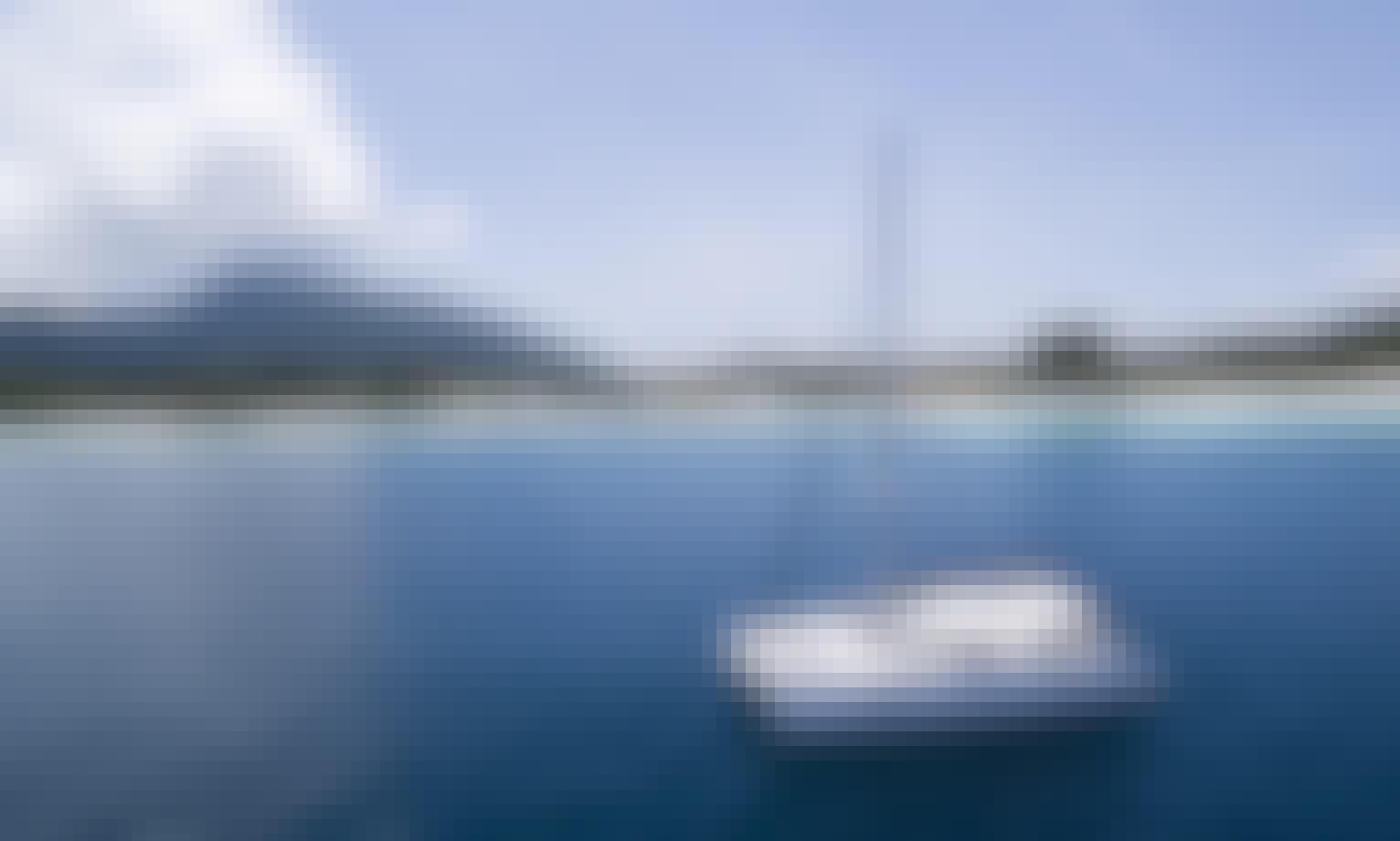 Sailing catamaran Fountaine Pajot 48F