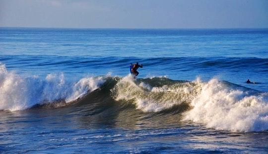 Surf Camp & School In Tamraght, Morocco