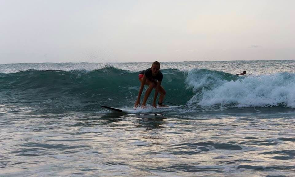 Surf Lessons with Professional Instructor in Arugam Bay, Sri Lanka