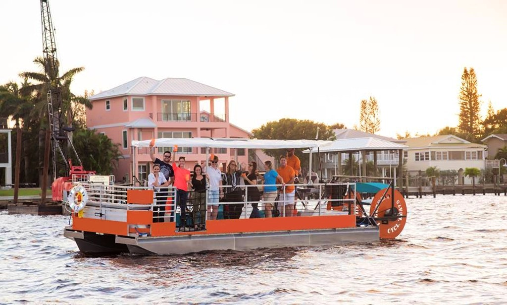 Houseboat Rental Cape Coral