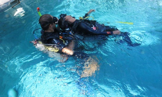 Padi Rescue Diver Course (2 Days)