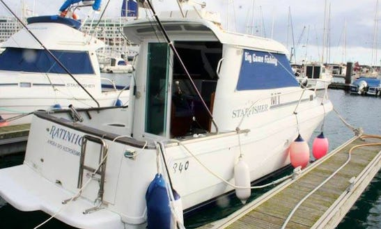 25' Starfisher Fishing Yacht In Ponta Delgada