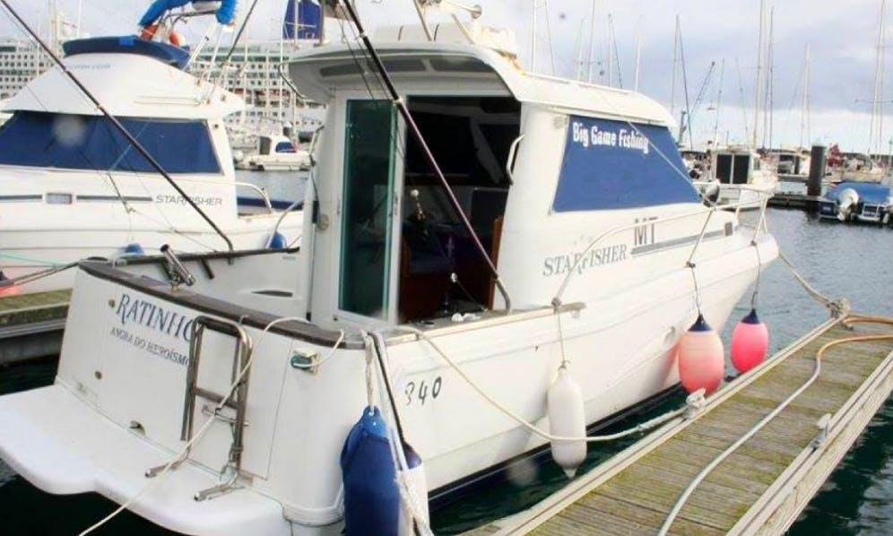 25' Starfisher Fishing Yacht in Ponta Delgada
