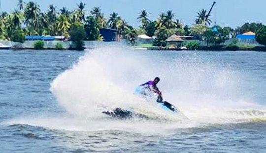 Drive A Branded Jet Ski In Aluthgama, Sri Lanka