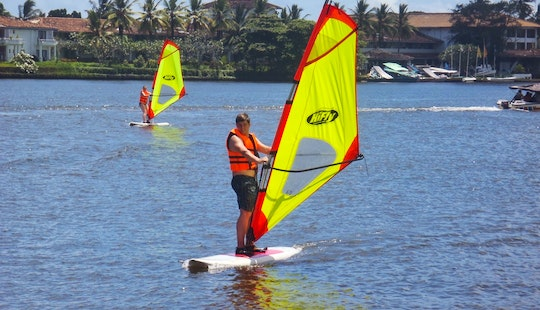Book A Windsurfing Course In Aluthgama, Sri Lanka!