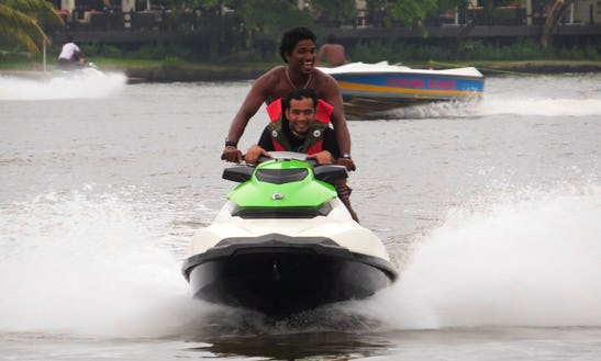 Excitement And Salty Memories Await In Aluthgama, Sri Lanka! Book A Jet Ski!