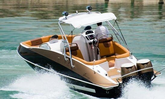 2016 Italian Vodoo Yacht For 10 People In Dubai, Uae
