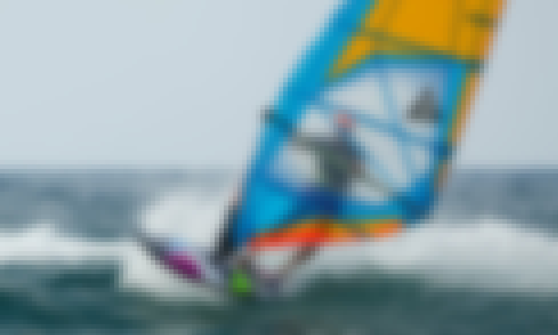 Windsurfing rental in Mellieha and other locations around Malta