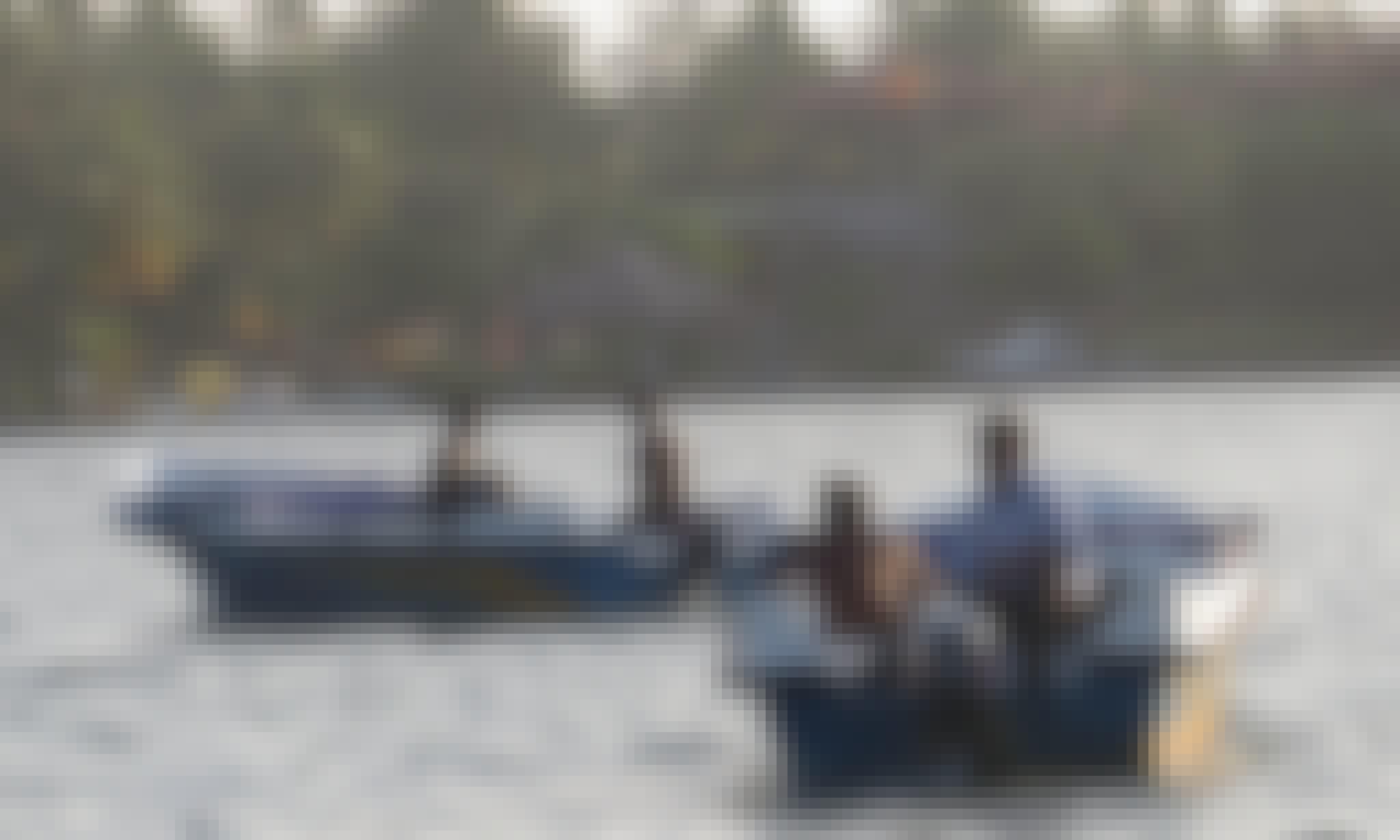 Lagoon Fishing adventure in Aluthgama, Sri Lanka!
