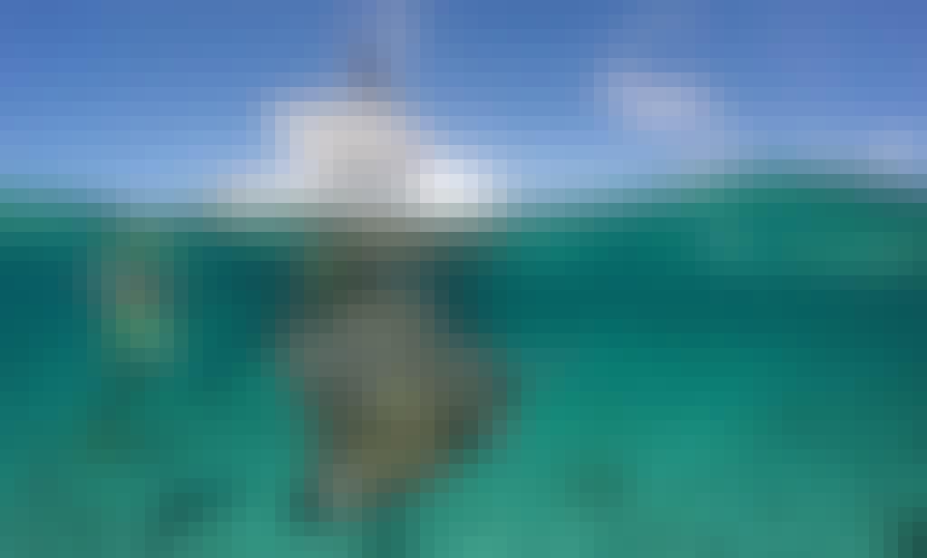Private Sailing Dream Vacation in Riviera Maya aboard Lagoon Catamaran