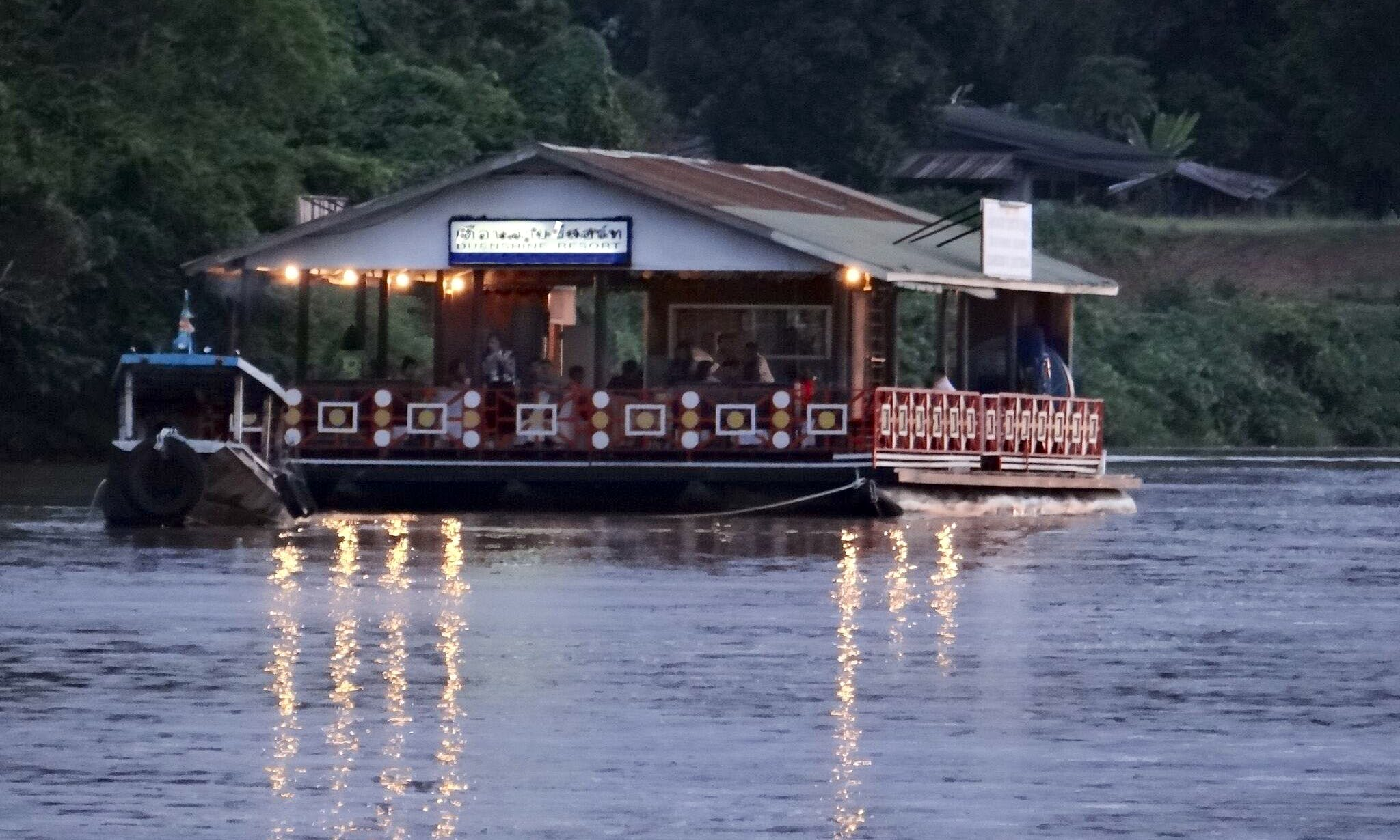 Enjoy An Exclusive Private Dinner Cruise in Kanchanaburi, Thailand
