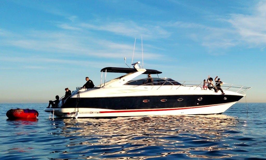 2002 Sunseeker Luxury Yacht Charter in Jersey City, NJ