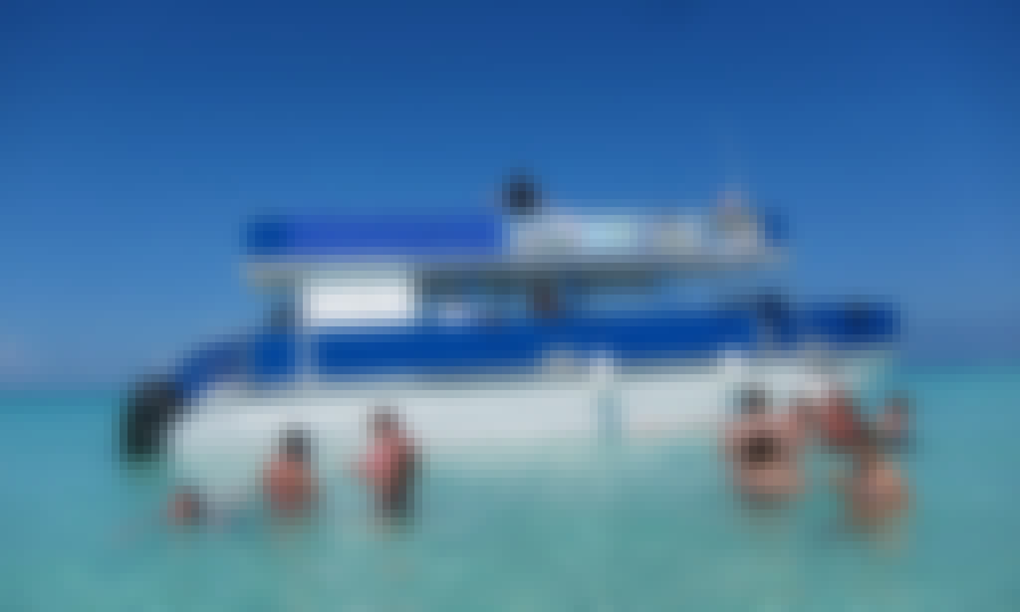 Enjoy The Best Party Boat in Cancun, Mexico!