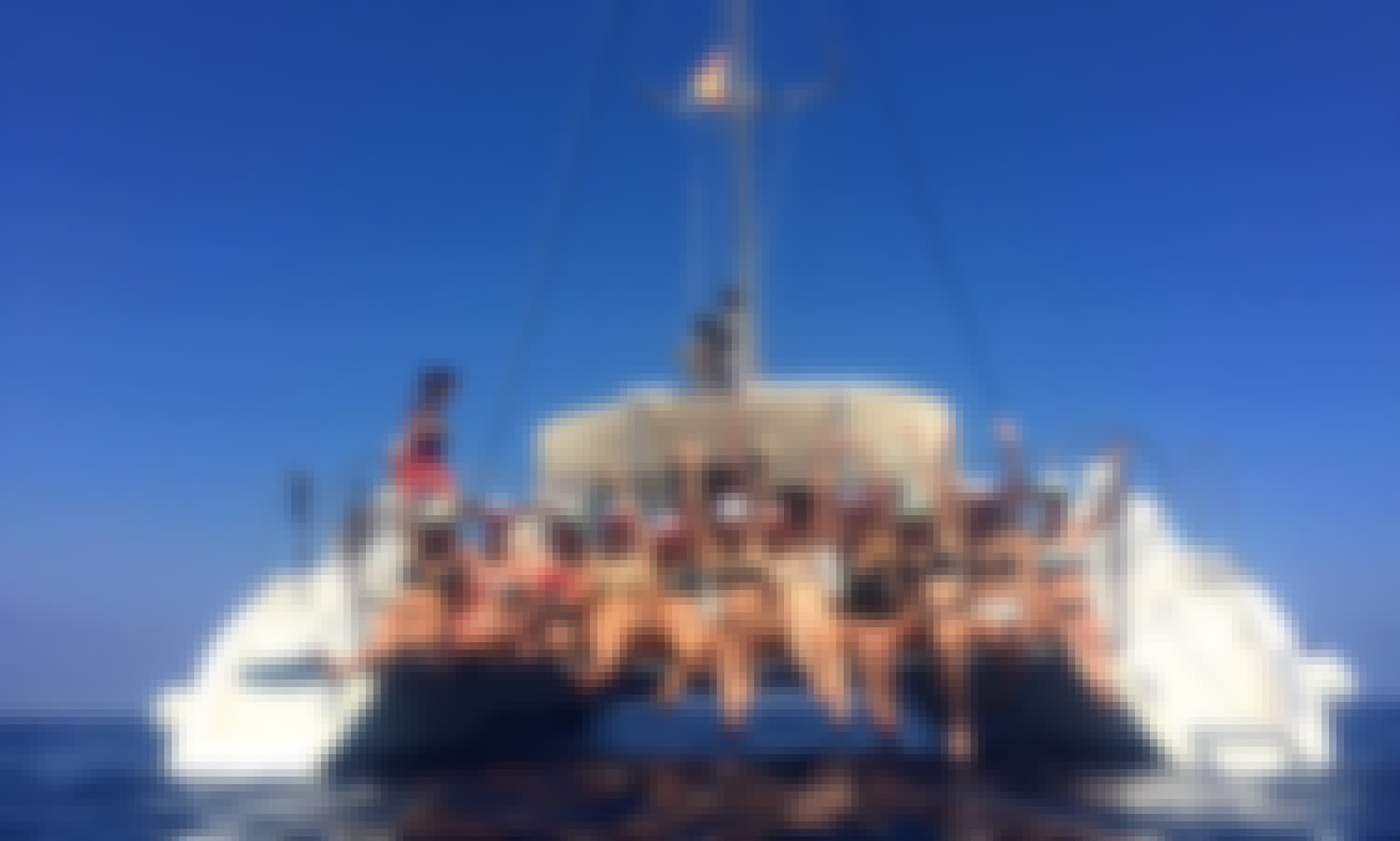 Exclusive Catamaran for 10-28 People for Day Charter in Barcelona