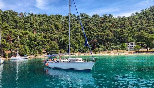 Charter 44' Bavaria Cruising Monohull In Kavala, Greece