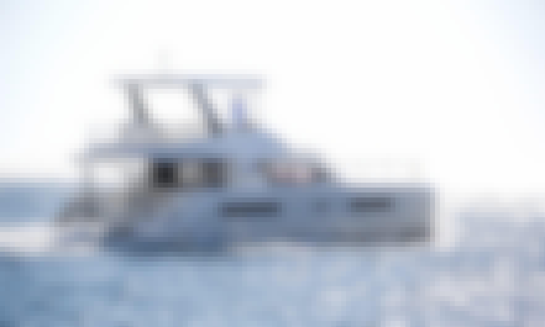 Leopard 43 PC Power Yacht Catamaran in Cartagena, Colombia