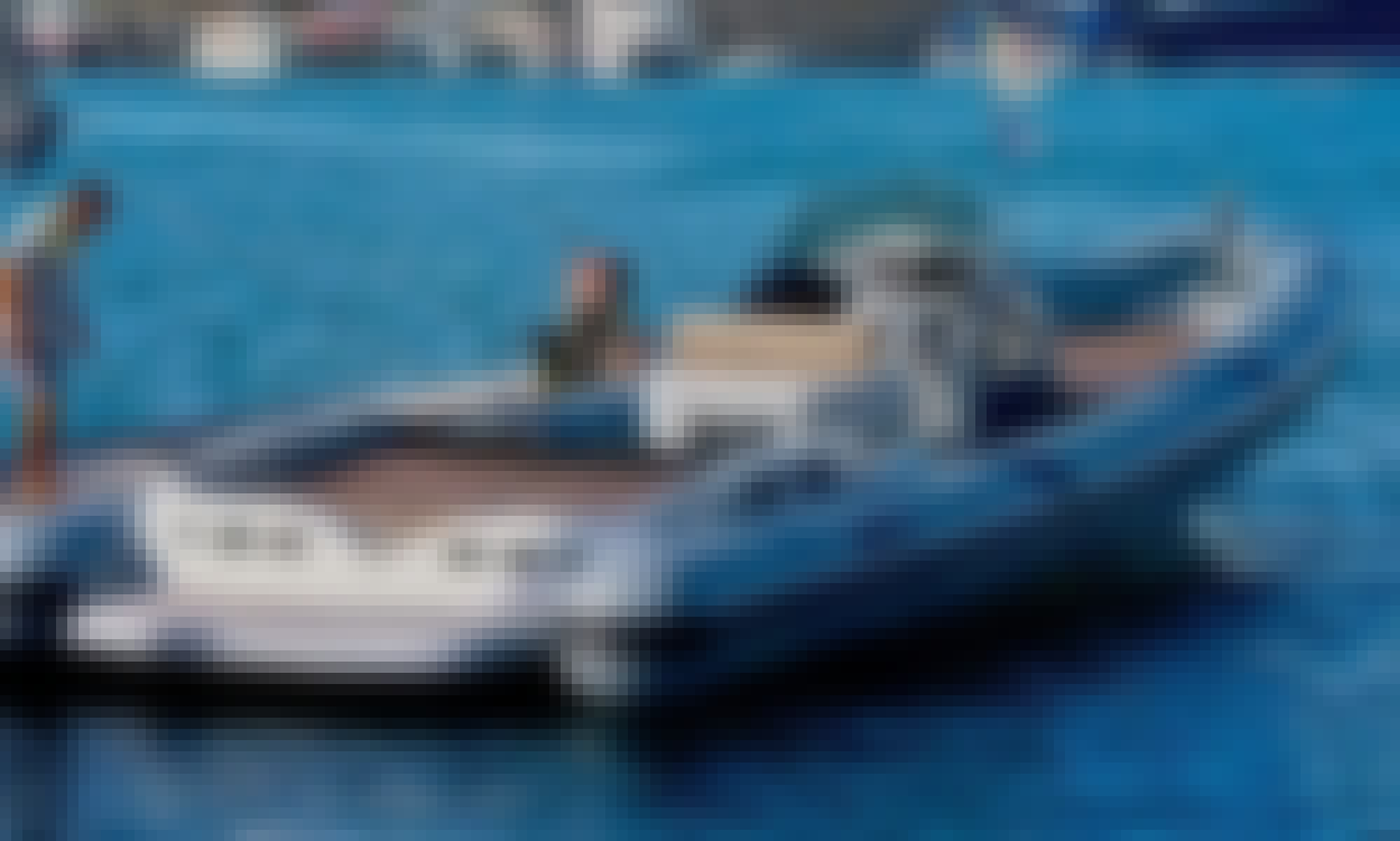 MEGA RIB BOAT, Ultimate Speed Powerboat Experience in IBIZA, Spain
