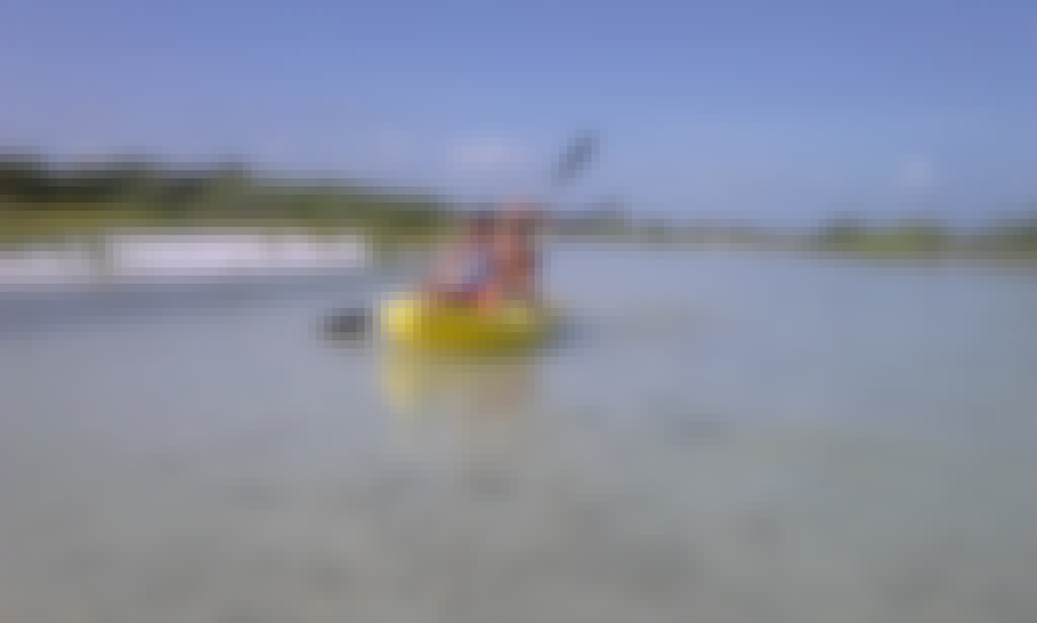 Tandem Kayak Rental to Explore Isla Holbox in Cancún, Mexico
