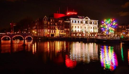 The Amsterdam Light Festival Drinks Cruise