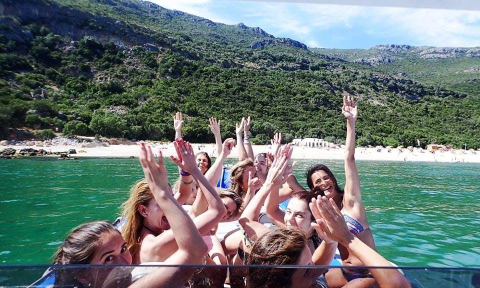 Speedboat Tour and Diving in Arrabida (near Lisbon)