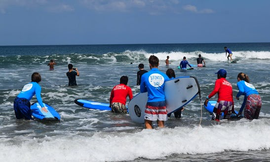 Ultimate Surfing Tour In Bali, Indonesia