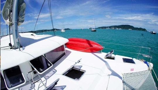 Cruising Catamaran Rental In Tambon Chalong