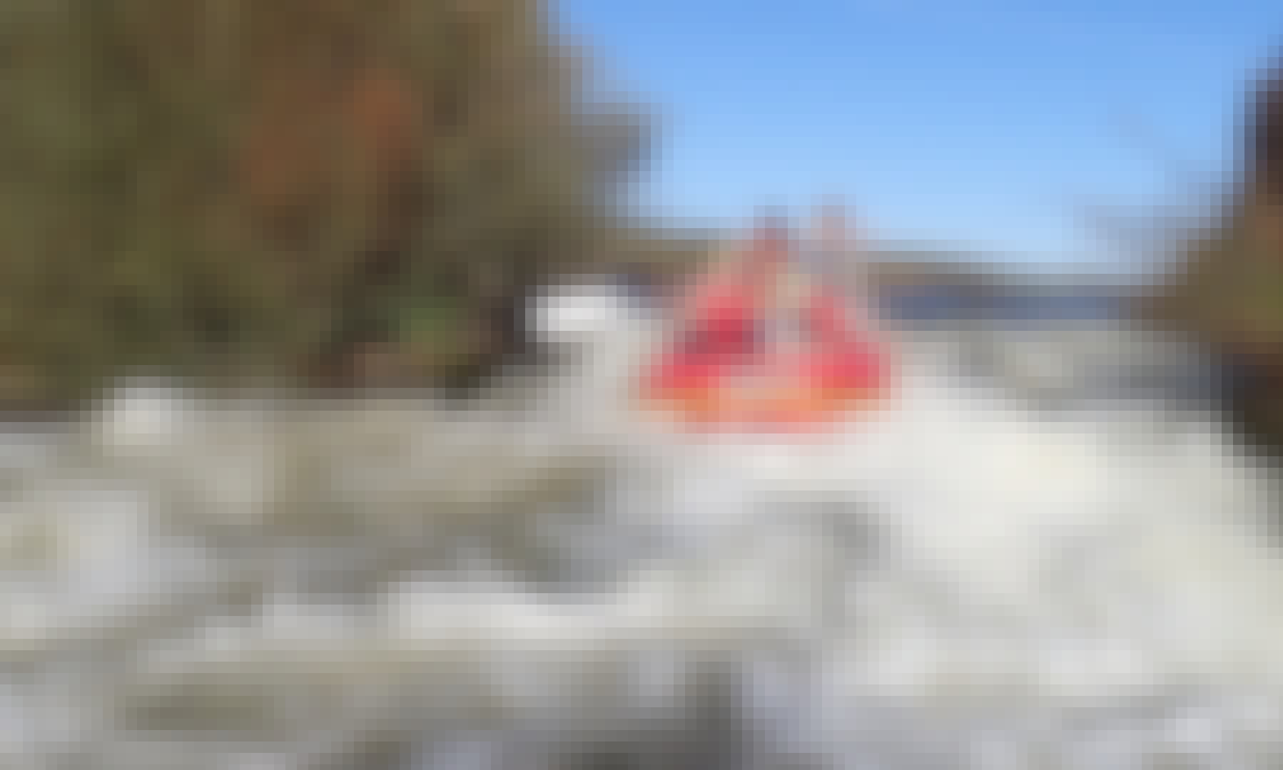 Whitewater Rafting in Portugal