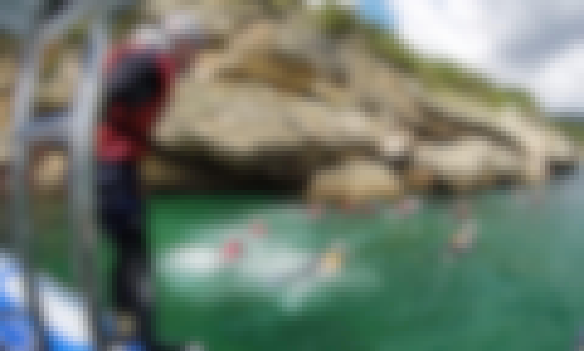 Coasteering + Speedboat Ride on the Arrábida Natural Park