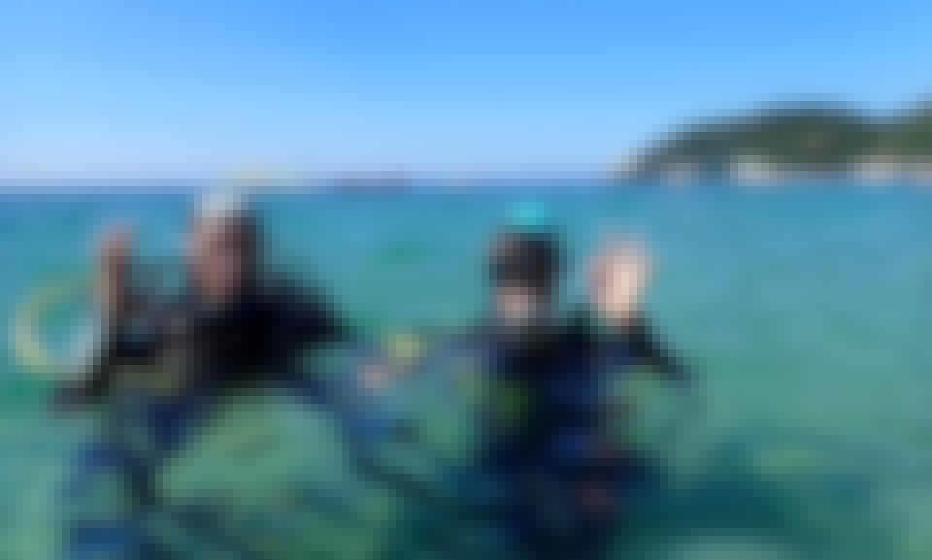 Try Scuba-diving experience in Arrábida