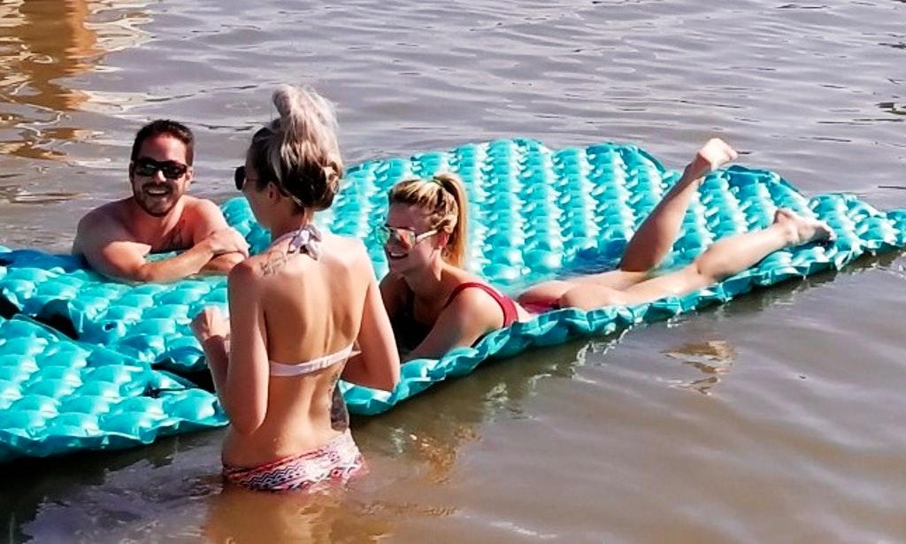 Swimming Lake Austin