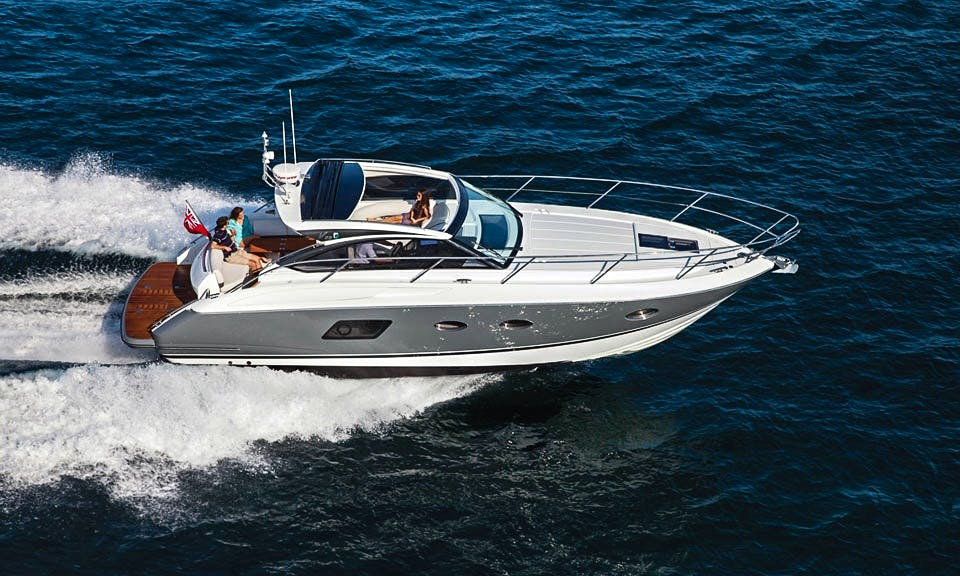 Princess 39 ft Motor Yacht for rent in Phuket / 8 guests