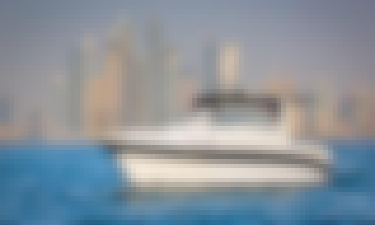 Fishing Yacht Rental in Dubai