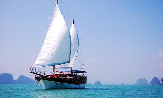 Mediterranean Styled Luxurious Yacht In Phuket