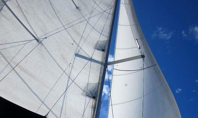 Cruising Monohull Oceanis 37 Charter in Trieste