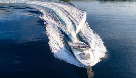 Tornado - Luxury Speed Boat  Tours  In Hvar