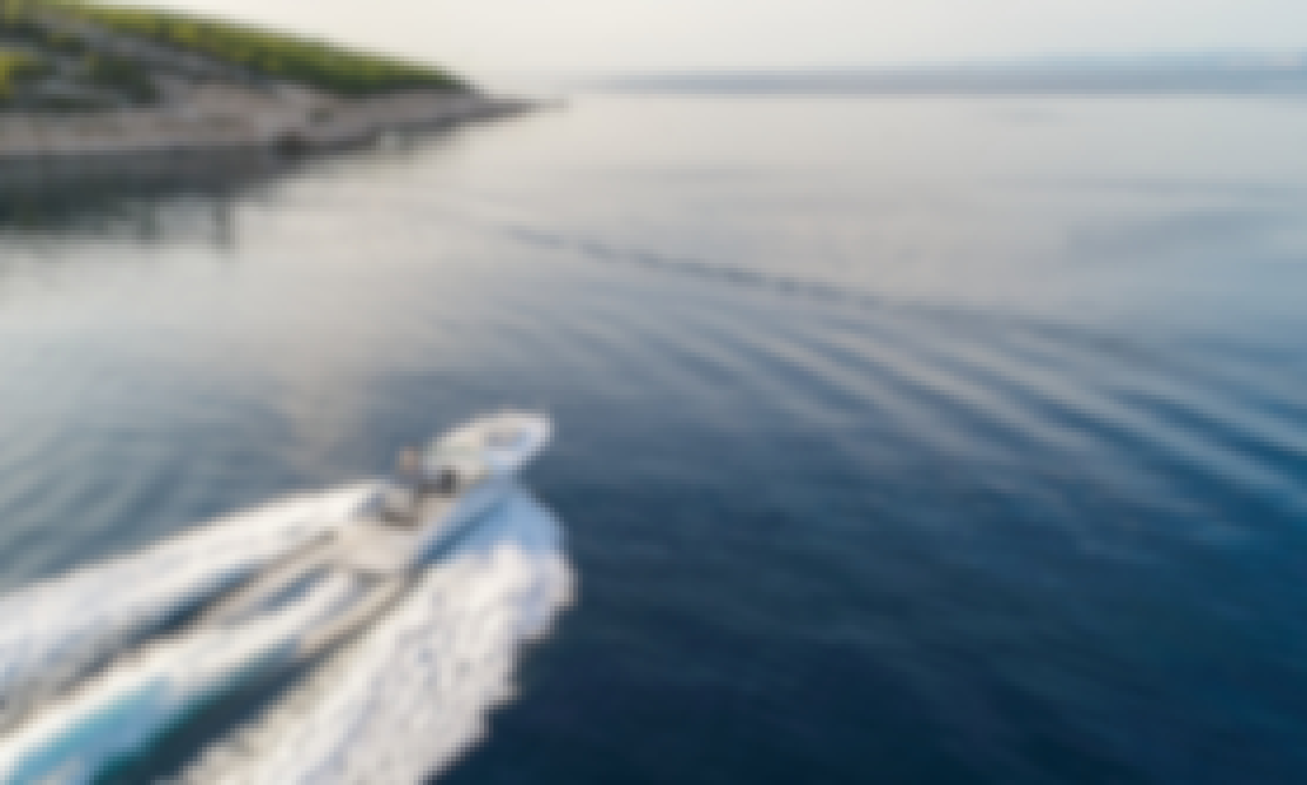 Book The Tornado 38 Power Boat in Hvar, Croatia For 12 Person