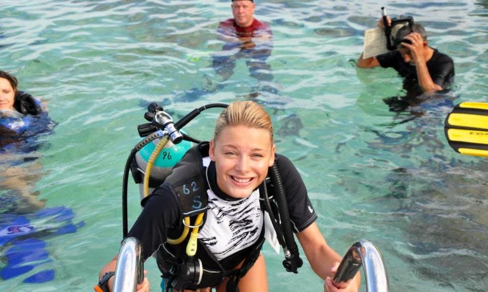 Boat Diving Trips in San Miguel de Cozumel, Mexico