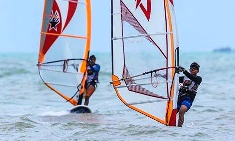 Learn How To Windsurf or Basic Sailing With Certified Instructors In Bangkok, Thailand!
