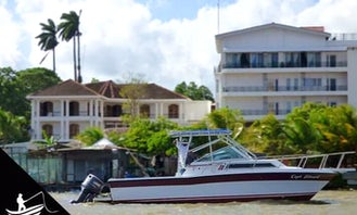 Fishing Charter Trip on the Bluefields Bay