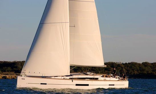 50' Dufour Sailing Yacht For Hire In Rogoznica