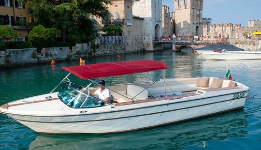 Enjoy A Fantastic Panoramic Tour In Sirmione, Italy!