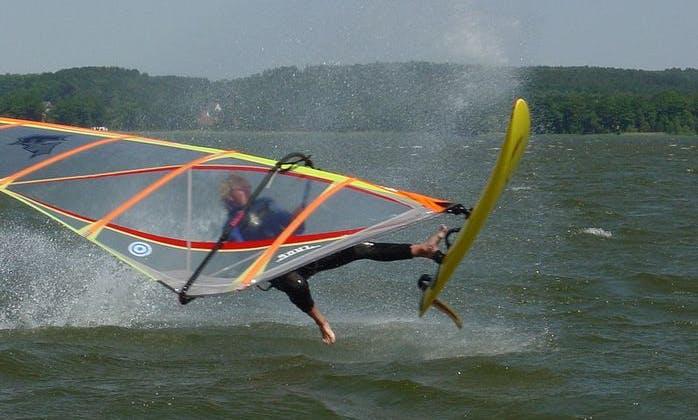 Amazing Windsurfing Rental in Bad Saarow, Germany