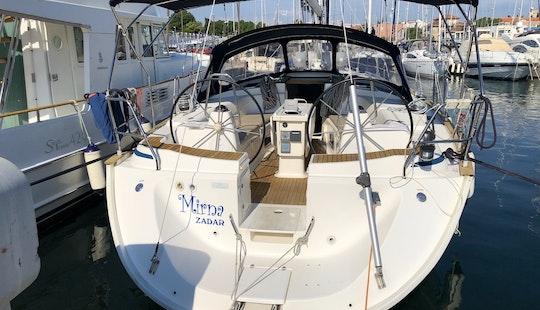 Charter A 10 Person Bavaria Cruising Monohull In Zadar, Croatia For Your Next Sailing Adventure