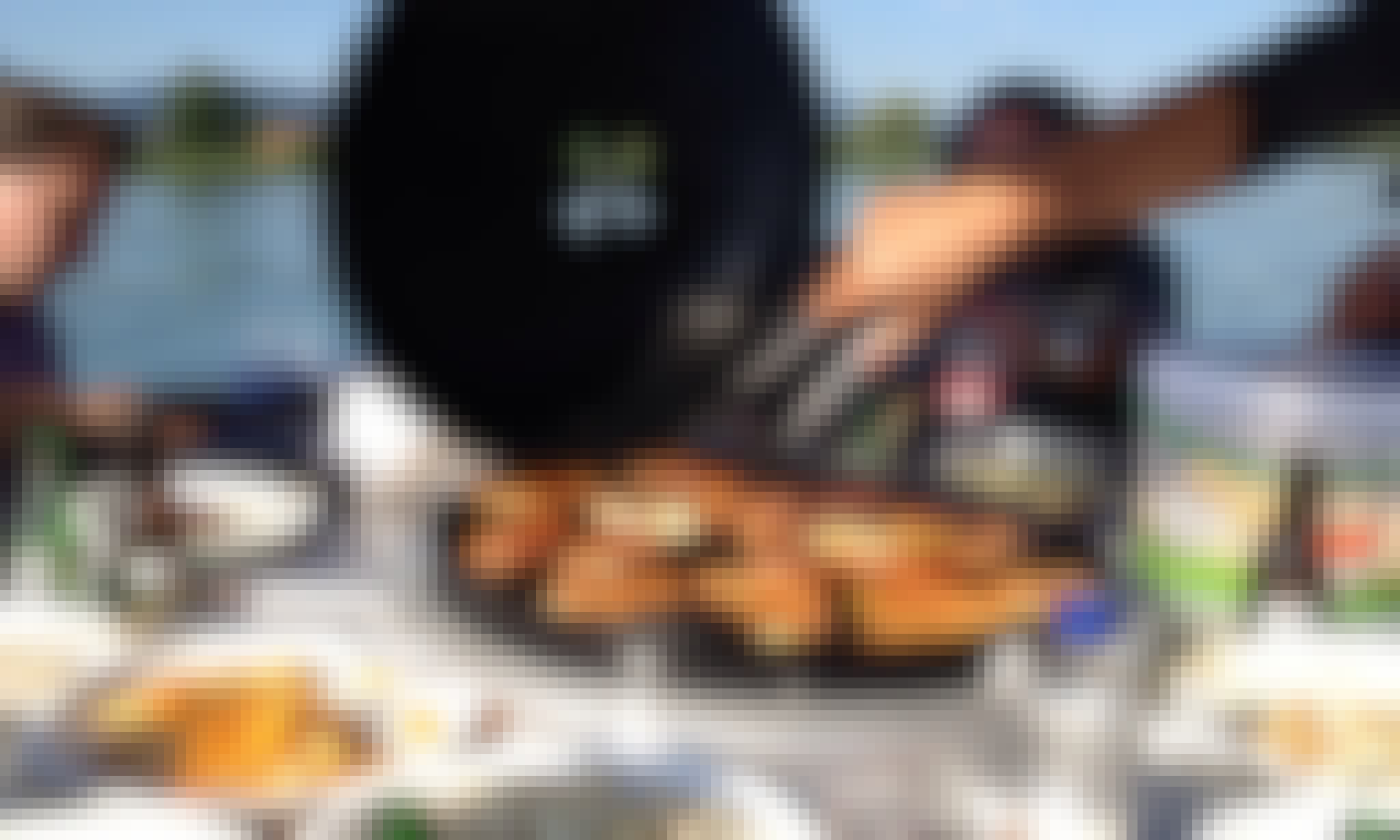 Rent a BBQ Donut Boat in Cape Coral, Florida