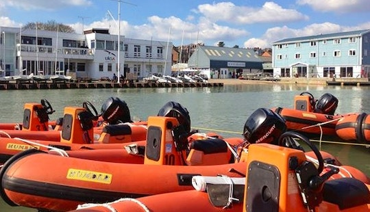 Rya Powerboat Level 2 In Cowes, Iow