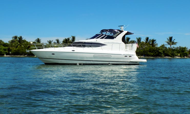 Let a 50' Yacht Be Yours for the Day! Captain Included!