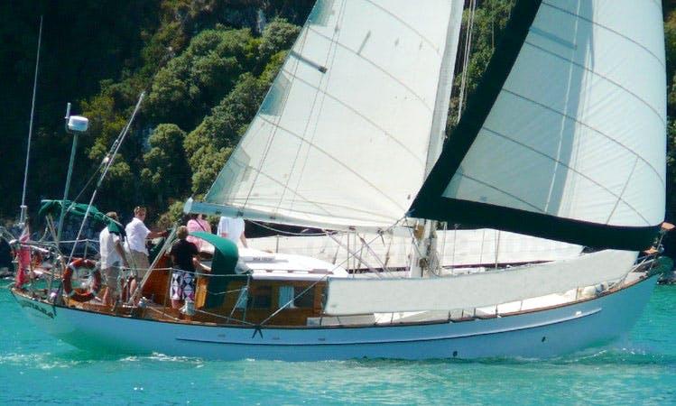 Sail with Wildlife in Akaroa, New Zealand