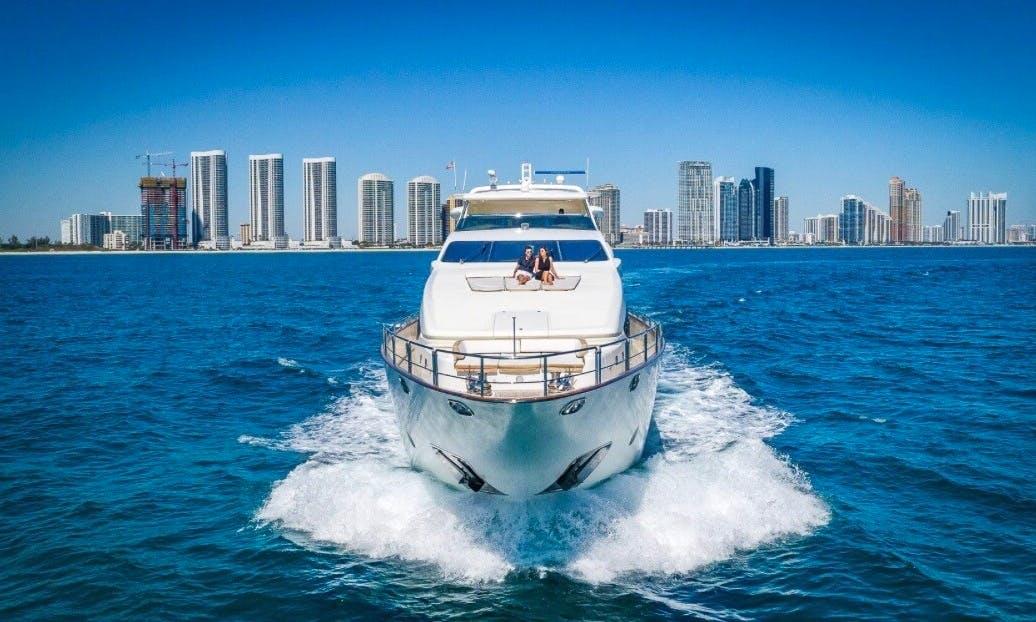 Rent a Yacht in Miami - 116' AZIMUT - Miami, Florida Keys, The Bahamas!